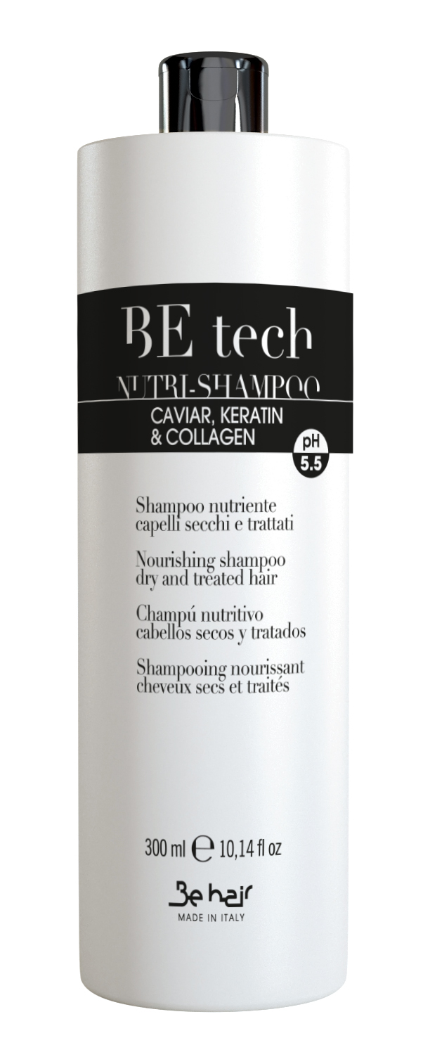 Be Tech Nutri Shampoo